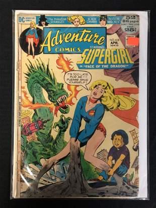 ADVENTURE COMICS #418 (DC COMICS)