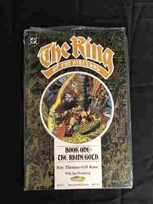 THE RING OF THE NIBELUNG (BOOK ONE: THE RHINEGOLD)