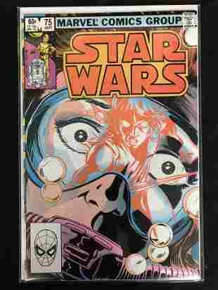 STAR WARS #75 (MARVEL COMICS)