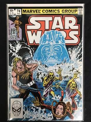 STAR WARS #74 (MARVEL COMICS)