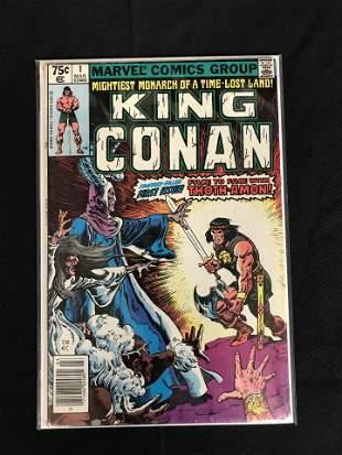 KING CONAN #1 (MARVEL COMICS)