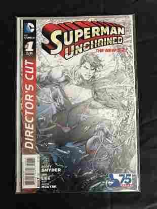 SUPERMAN UNCHAINED #1 (DC COMICS)