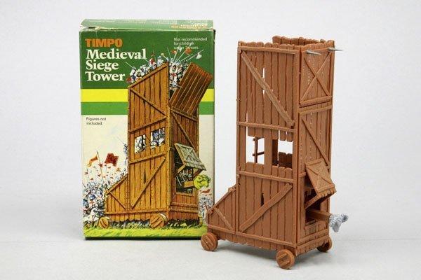 5558: 1 Timpo Mittelalterlicher Belagerungsturm Nr. 180