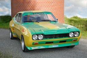 1 Ford Capri, EZ: 17.05.1974, Hubraum: 2615 Ccm,
