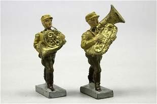 2 L SA-Musiker im Marsch, L 7, Z 2