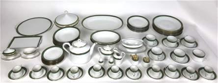 Richard Ginori porcelain partial dinner service