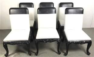 Set of 6 Ralph Lauren Bel Aire Dining Chairs