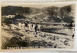 Original photo of Pirates Beheaded at Kow Loung GRAPHIC