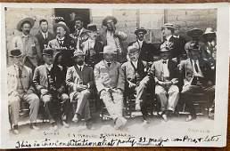 Mexican Revolution Original Photograph RPPC 1910