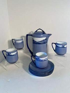 Donatello Rosenthal Selb Bavalia Coffee Set
