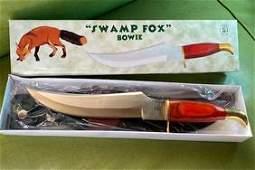 Swamp Fox Bowie Knife