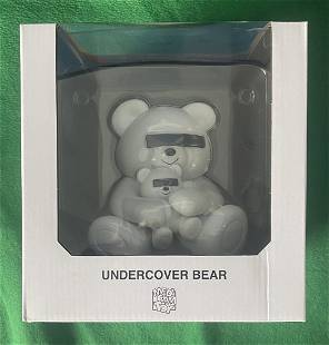 UNDERCOVER BEAR MEDICOM TOY VCD BEAR FIGURE