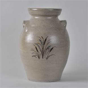 ML Owens Decorated Storage Jar