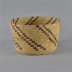 Pima Southwestern Indian Basket