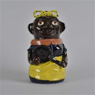 Albert Hodge Figural Cookie Jar