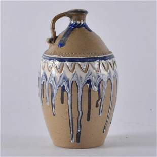 North Carolina Pottery Jug