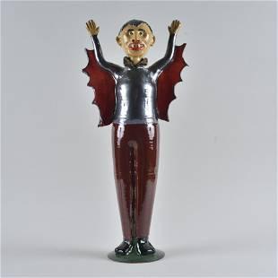 Marvin Bailey Dracula Statue