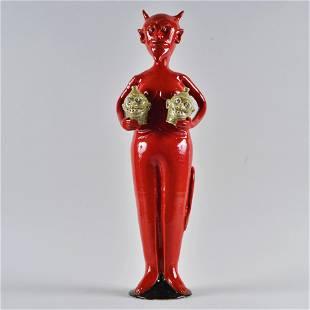 Marvin Bailey Devil Statue