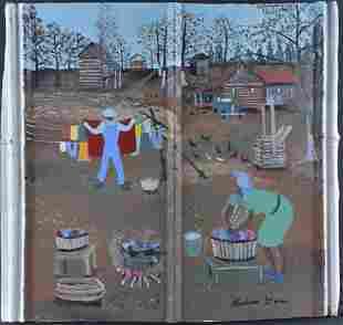 Arbon Lane African American Painting