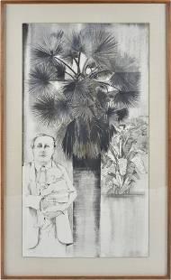"""Bruno Caruso """"La Palma"""" 1964"""