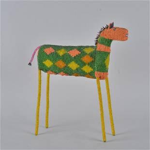 Zulu Beaded Horse