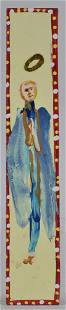 OL Samuels Painted Angel