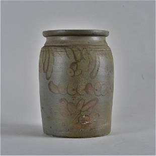 West Virginia decorated Stoneware