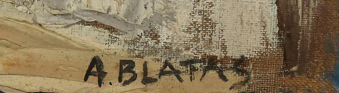ARBIT BLATAS LITHUANIAN 1908-1999 - 4