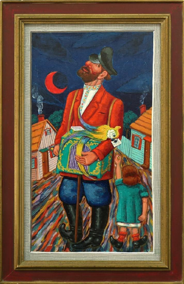 MAURICE KISH RUSSIAN/AMERICAN 1895 - 1987 - 2