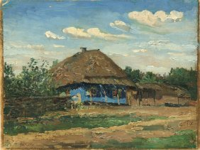 MIHAIL ANDRJEJEVITS BERKOS RUSSIAN 1861-1919
