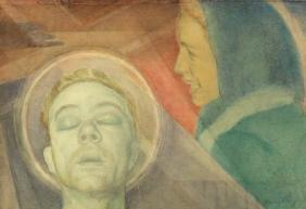 BORIS ZOLOTARIOV RUSSIAN 1889-1966
