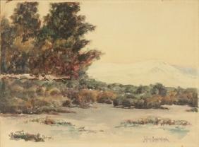 JULIAN ONDERDONK AMERICAN 1882-1922