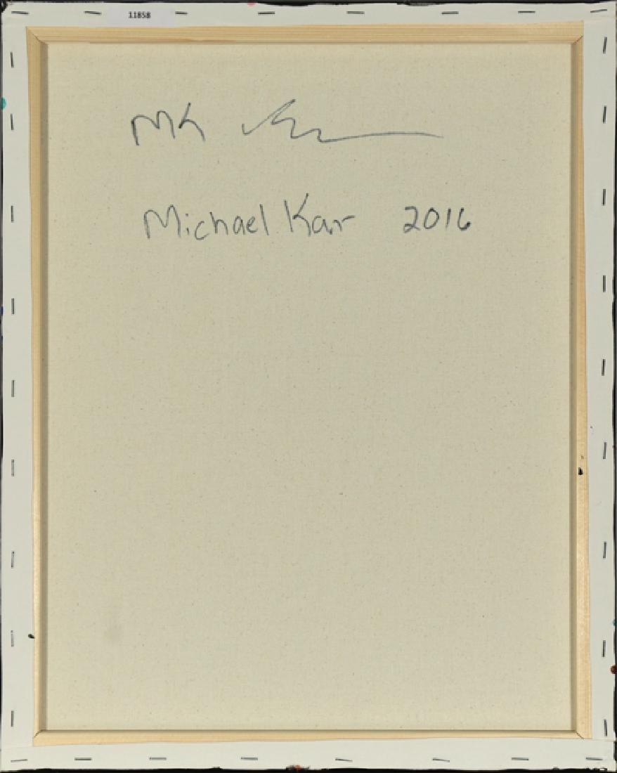MIKE KARR AMERICAN B.1955 - 2