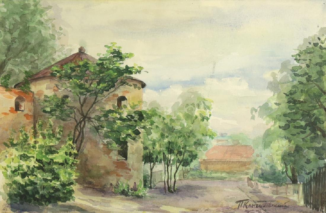 PYOTR (PETR) KONCHALOVSKY UKRAINIAN 1876-1956