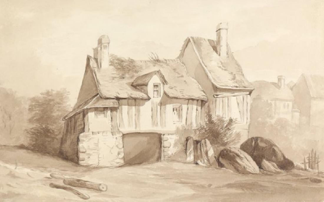 DUTCH SCHOOL CIRCA 1850