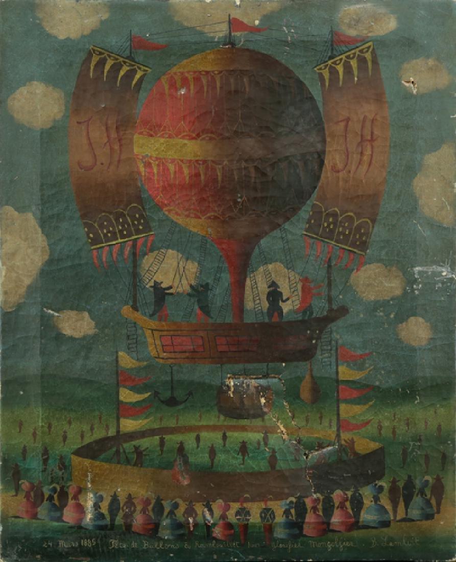 B. LAMLEAR FRENCH 19TH CENTURY