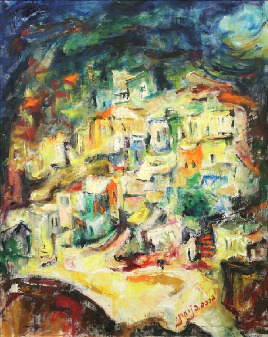 BRACHA BINYAMINI ISRAELI 1901-1993