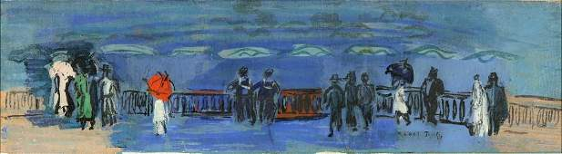 RAOUL DUFY FRENCH 1877-1953