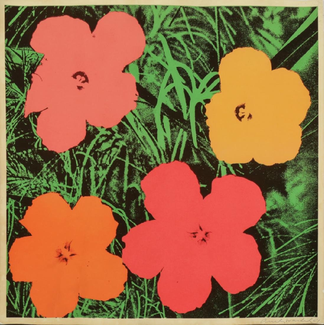 ANDY WARHOL (AFTER) AMERICAN 1928-1987