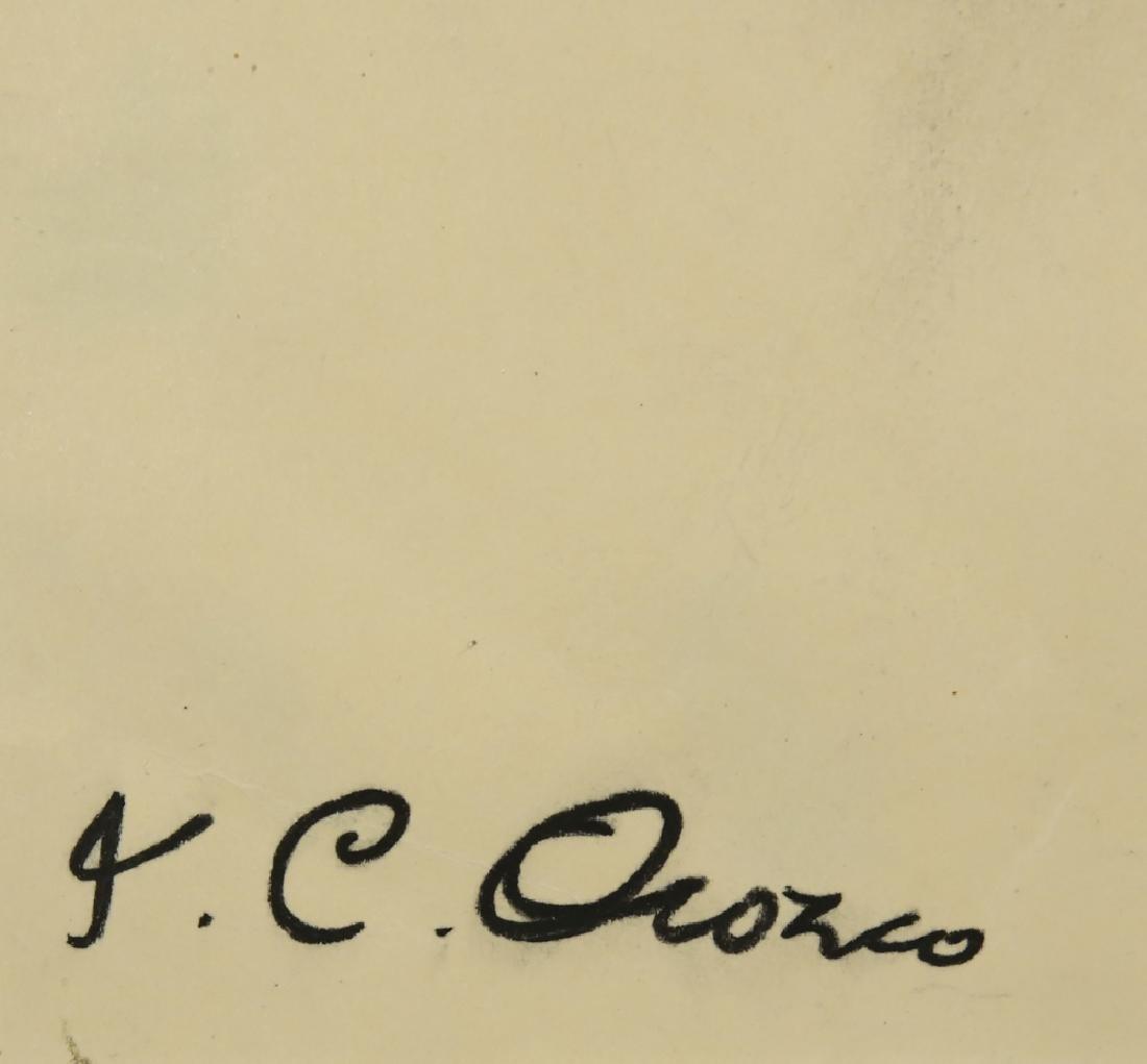JOSE CLEMENTE OROZCO MEXICAN 1883-1949 - 2