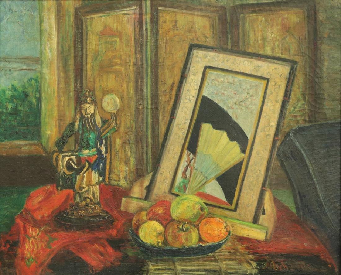 GEORGES ASCHER POLISH 1884-1943