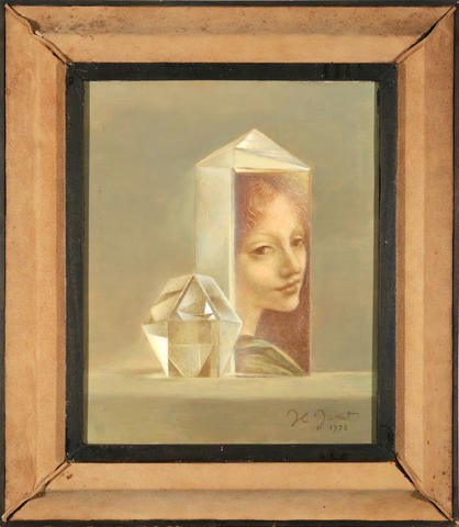 JEAN-CLAUDE JANET FRENCH B.1918 - 2