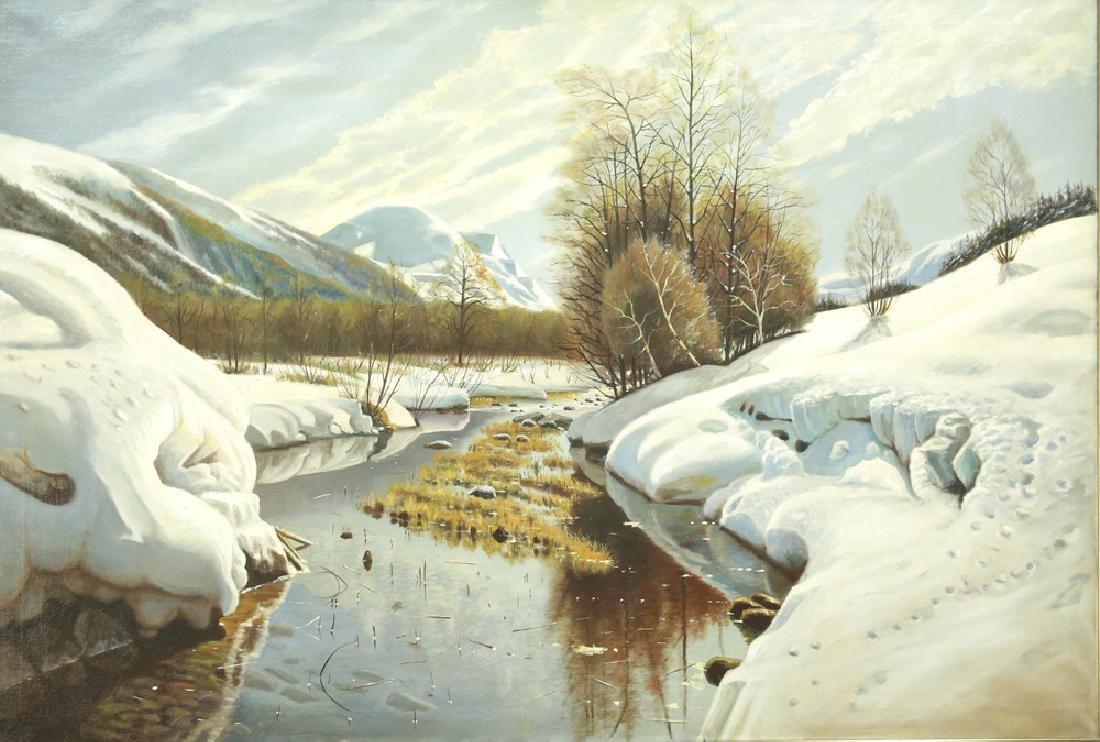 EILER STEFFERSEN DANISH 1884-1964