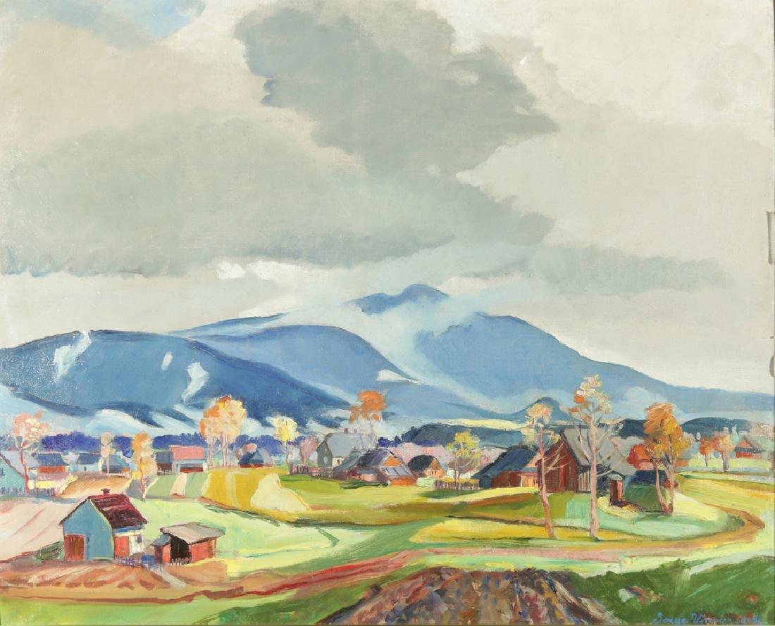 SERGEI VINOGRADOV (ATTR) RUSSIAN 1869-1938