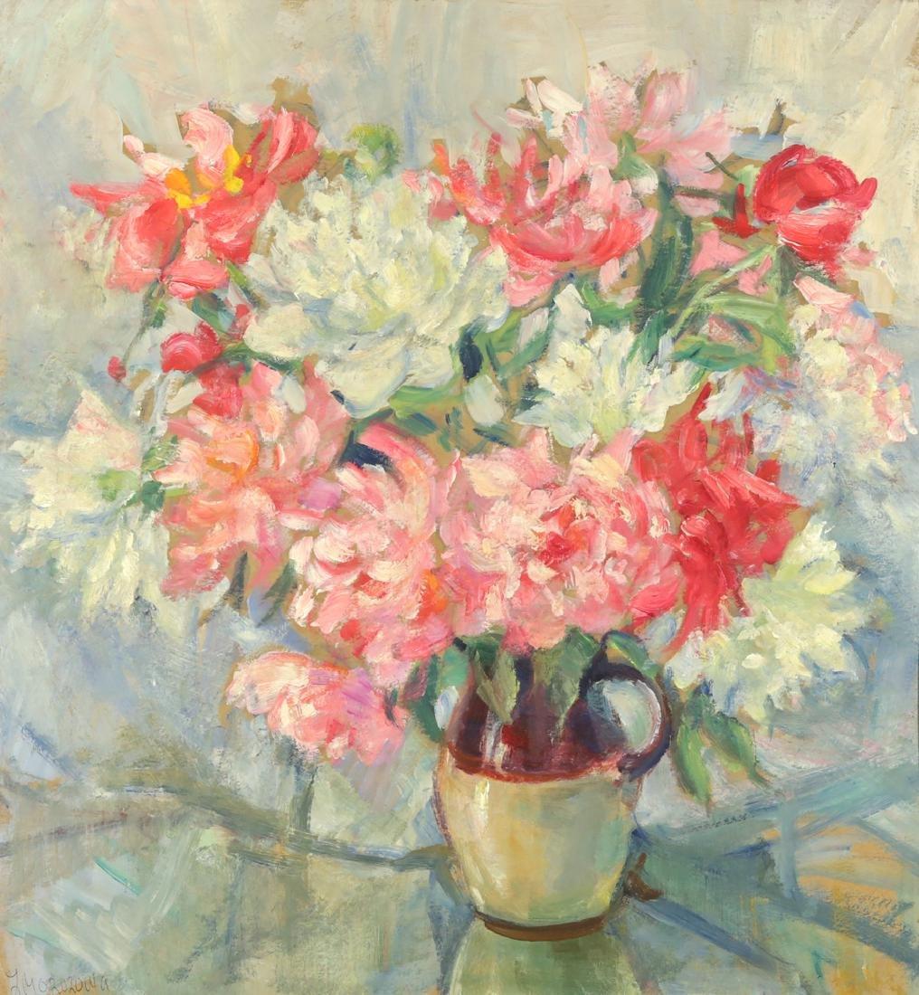 LIUDMILA MOROZOVA UKRAINIAN 1907-1997
