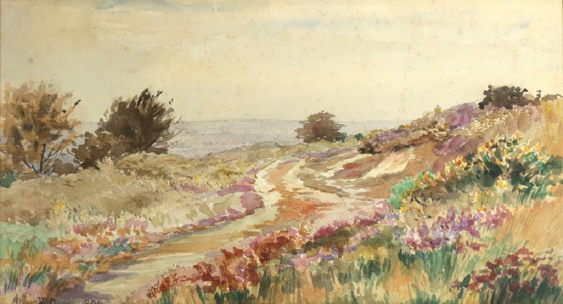 ARTHUR WESLEY DOW AMERICAN 1857-1922