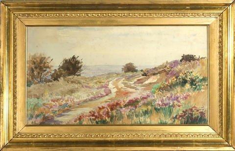 ARTHUR WESLEY DOW AMERICAN 1857-1922 - 2