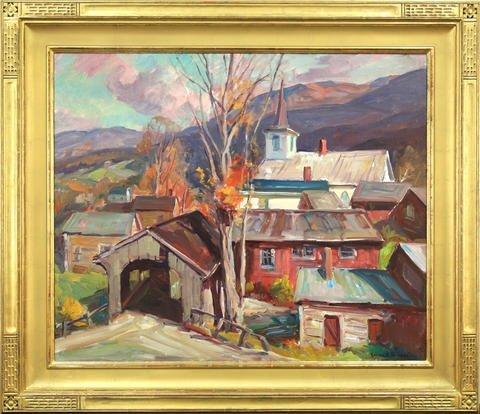 EMILE GRUPPE AMERICAN 1896-1978 - 2