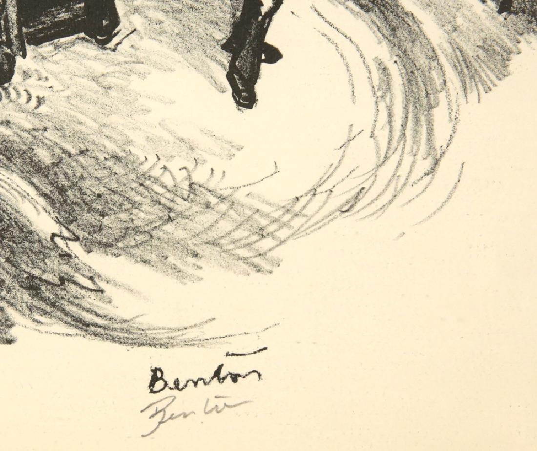 THOMAS HART BENTON AMERICAN 1889-1975 - 3
