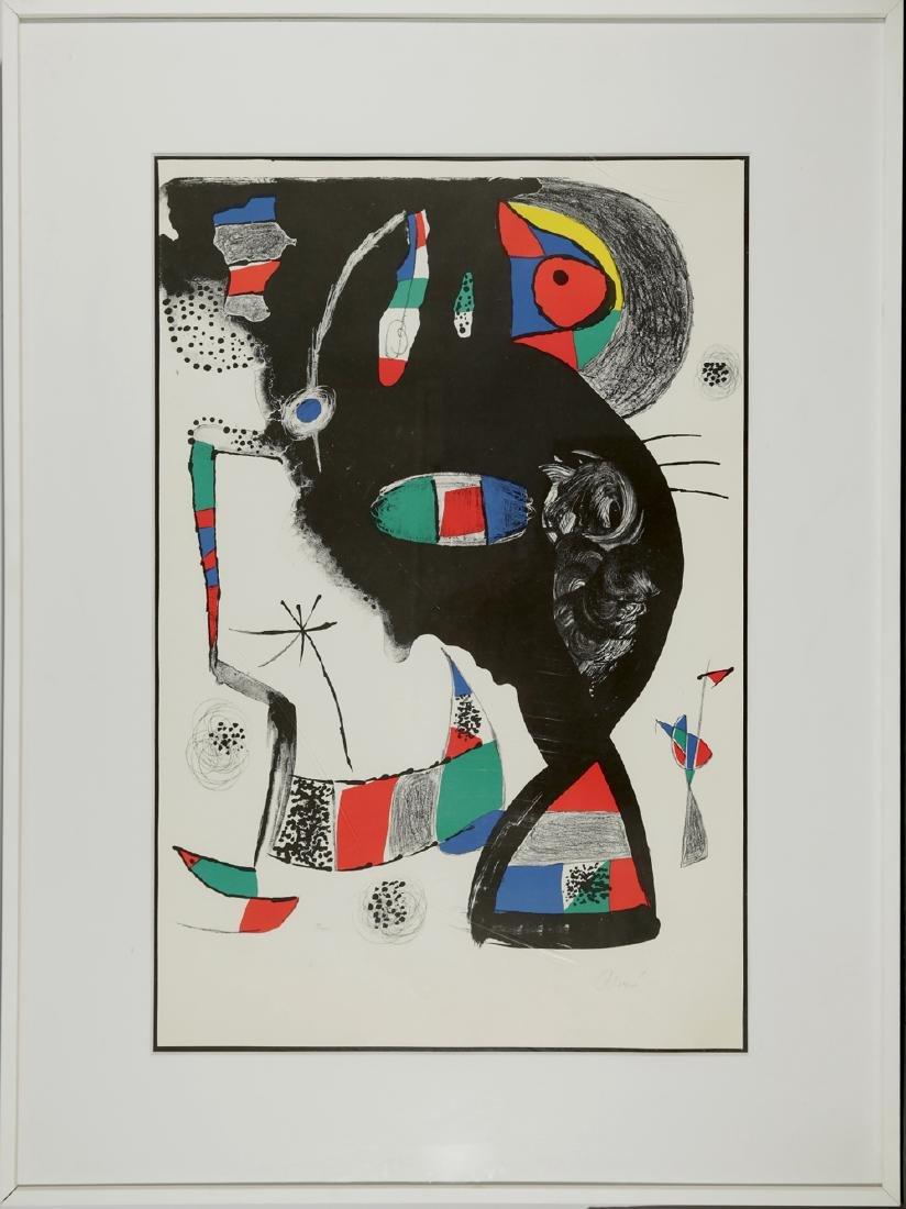 JOAN MIRO SPANISH 1893-1983 - 2